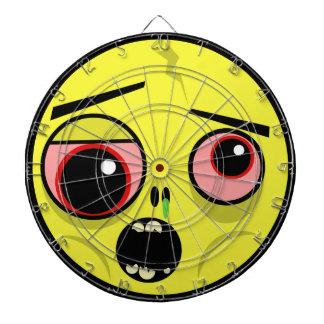 Zombie Face Dartboard