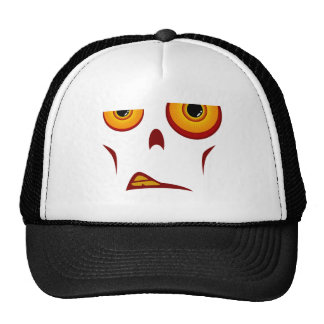Zombie Face - Snarl Trucker Hat