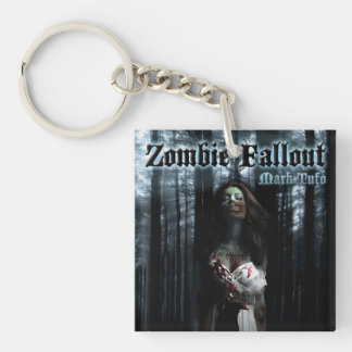 zombie fallout keychain