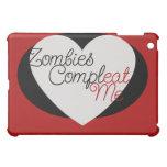 Zombie Fan iPad Mini Covers