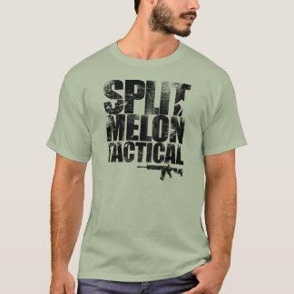 Zombie Fight Split Melon Tactical T-Shirt
