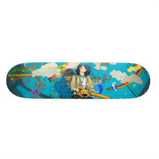 ZOmbie Fighter Skate Decks