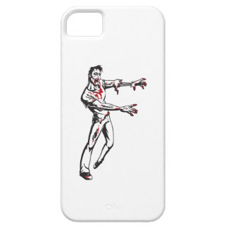 zombie font iphone case