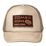 Zombie Food So Fresh Still Screaming Halloween Cap