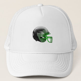 Zombie Football Trucker Hat