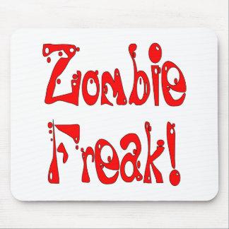 Zombie Freak # 7 Mouse Pad