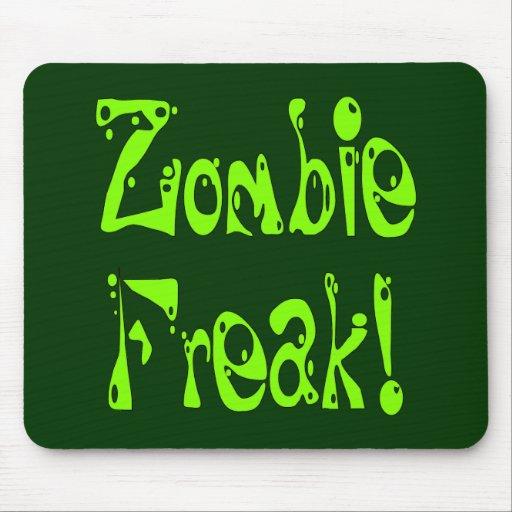 Zombie Freak # 9 Mouse Pad