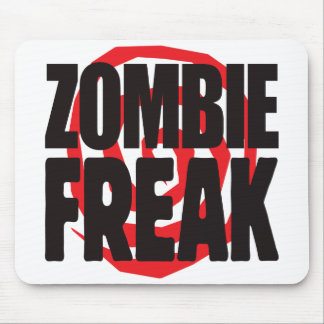 Zombie Freak Mouse Mats