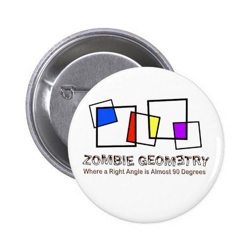 Zombie Geometry - Basic Pins