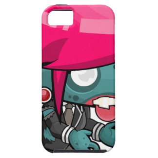 Zombie Girl Cartoon Case For The iPhone 5