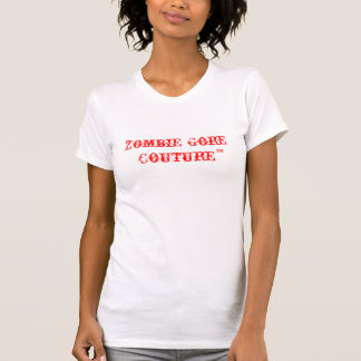 Zombie Gore Couture Beater T-Shirt