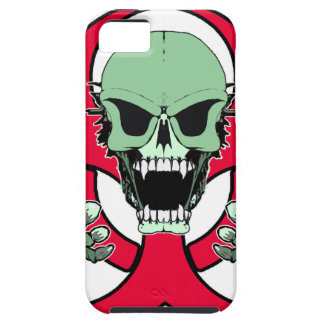 Zombie Green Finger Case For iPhone 5/5S