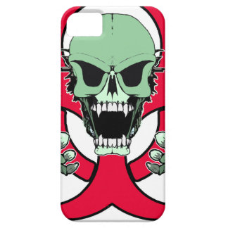 Zombie Green Finger iPhone 5 Covers