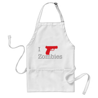 Zombie Grill Master Standard Apron