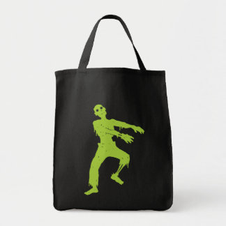 Zombie Grocery Tote Bag