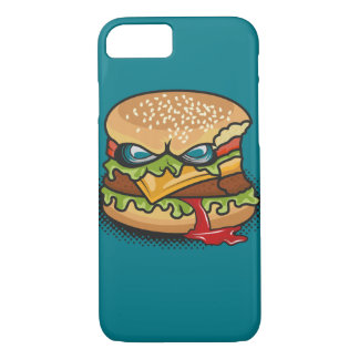 Zombie Hamburger iPhone 7 Case