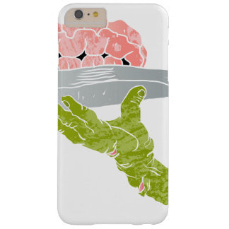 zombie hand serving brain barely there iPhone 6 plus case