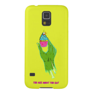 Zombie Hand - You Are What You Eat Cases For Galaxy S5