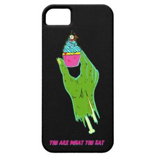 Zombie Hand - You Are What You Eat iPhone 5 Cover