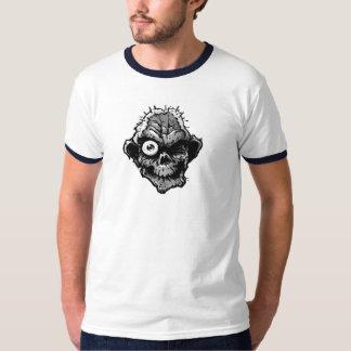 Zombie Head 2004 B/W T-Shirt