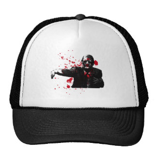Zombie Head Shot Products Hat