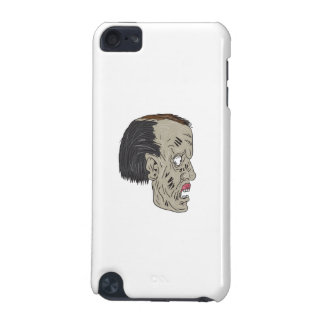 Zombie Head Side Drawing iPod Touch (5th Generation) Cases