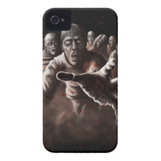 Zombie Horde iPhone 4 Case-Mate Case