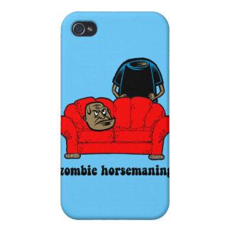 zombie horsemaning covers for iPhone 4