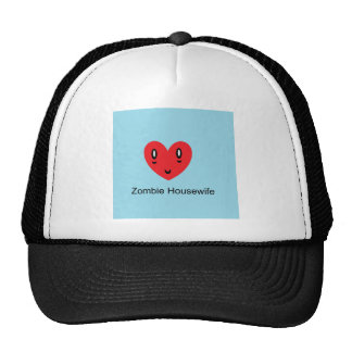 Zombie Housewife Trucker Hat