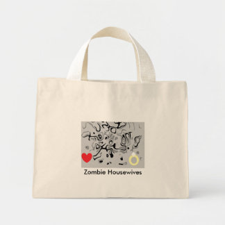 Zombie Housewives Tote Bag
