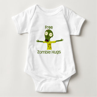 Zombie Hugs Baby Bodysuit