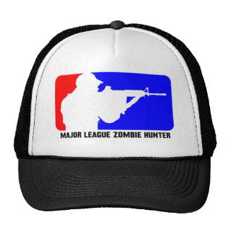 zombie hunter 3 trucker hats