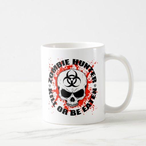 Zombie Hunter 3 Coffee Mugs