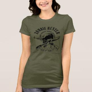 Zombie Hunter Babydoll T-Shirt