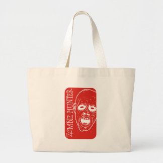 Zombie Hunter Canvas Bag