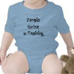 Zombie Hunter In Training T Shirts