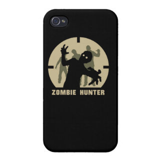 Zombie hunter iphone case walking dead undead cool iPhone 4/4S cover
