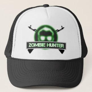 Zombie Hunter Logo Hat