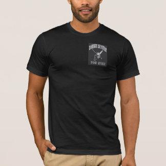 zombie hunter mens shirt