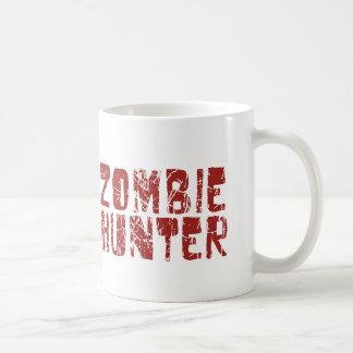 zombie hunter coffee mugs