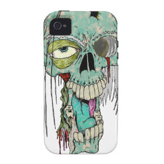 Zombie Hunter Pride Vibe iPhone 4 Cases