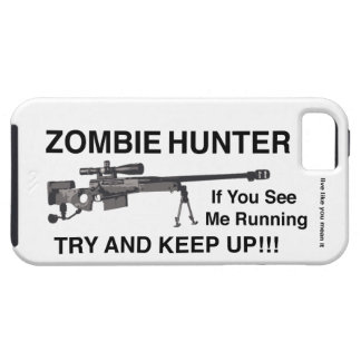 ZOMBIE HUNTER SNIPER DIVISION iPhone 5 CASES