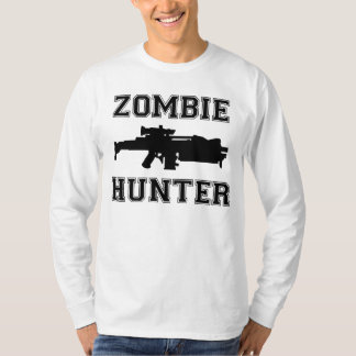 Zombie Hunter Target T-Shirt