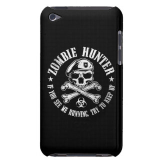 zombie hunter undead living dead Case-Mate iPod touch case