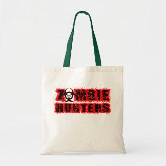 Zombie Hunters Tote Bag