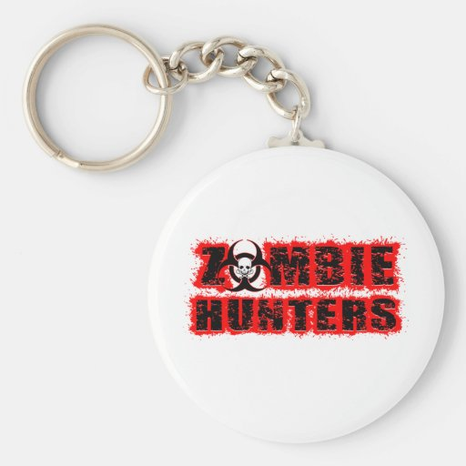 Zombie Hunters Key Chains