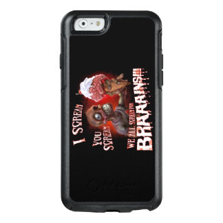 zombie ice cream OtterBox iPhone 6/6s case