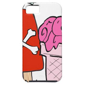 Zombie ice cream summer iPhone 5 case