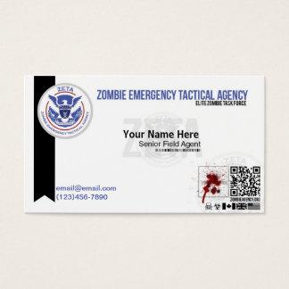 Zombie ID/Business Card ZETA
