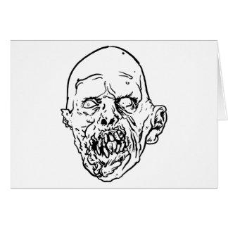 Zombie - Igor Greeting Card
